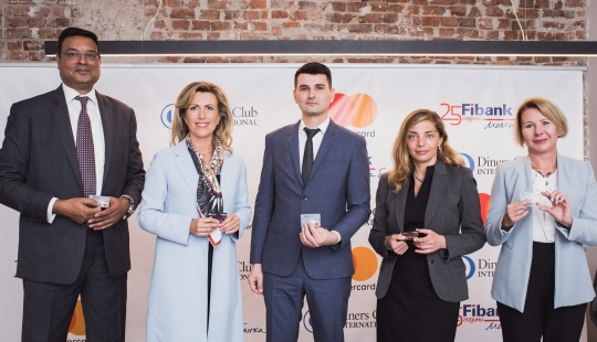 Diners Club Bulgaria, with the Support of Fibank, Launches a New Generation Evolve Credit Card