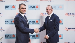 Fibank enters into a strategic partnership with the leading European institution, Erste Asset Management